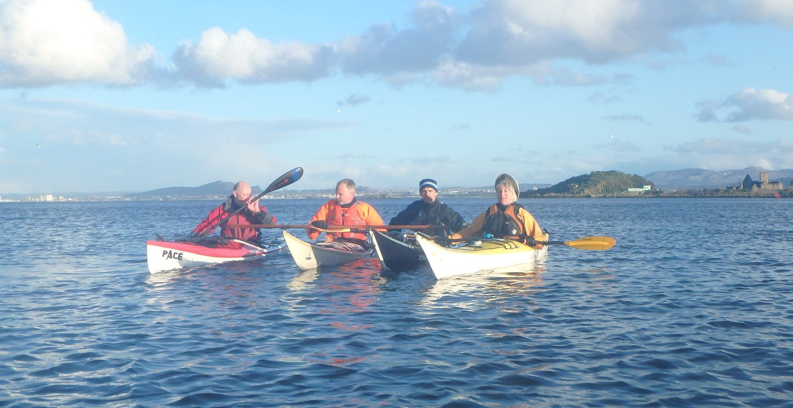 Aberdour Evening Paddle Trip Report: Wednesday 2nd May