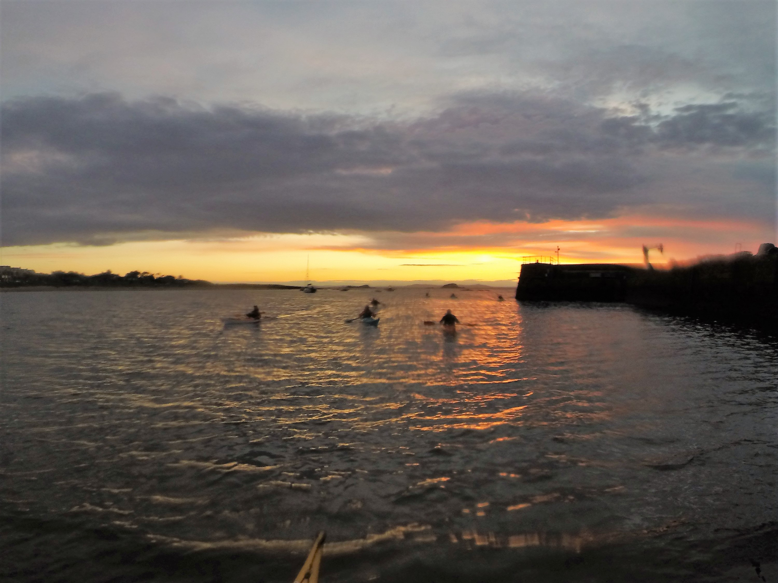 Evening Paddle, North Berwick – Tuesday 7 August